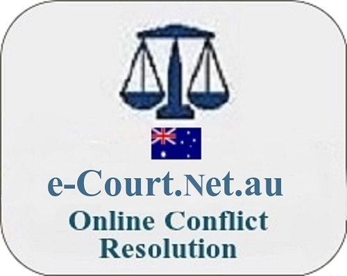 e-Court - the first online court in Australia